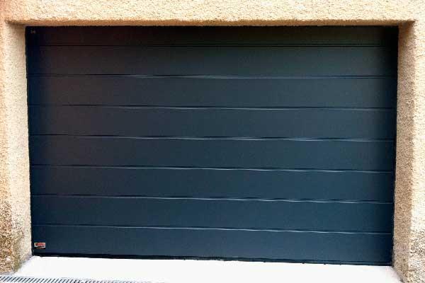 Puerta de garaje seccional prat - Puerta garaje seccional ...