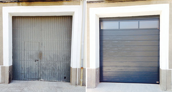 renovacion de puerta