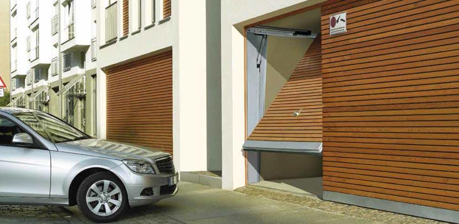 Aparador Blanco Madera ~ Puertas de garaje comunitario